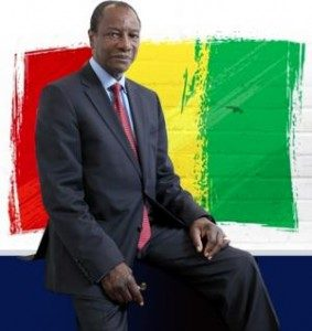 GUINEA ELECTIONS 2015 - PRESIDENT