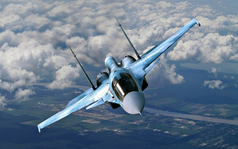 How Strong Is Russian Air Force In Syria