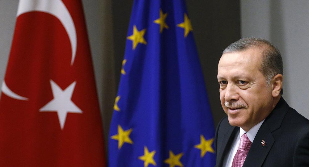 Erdogan and Europe: sputniknews