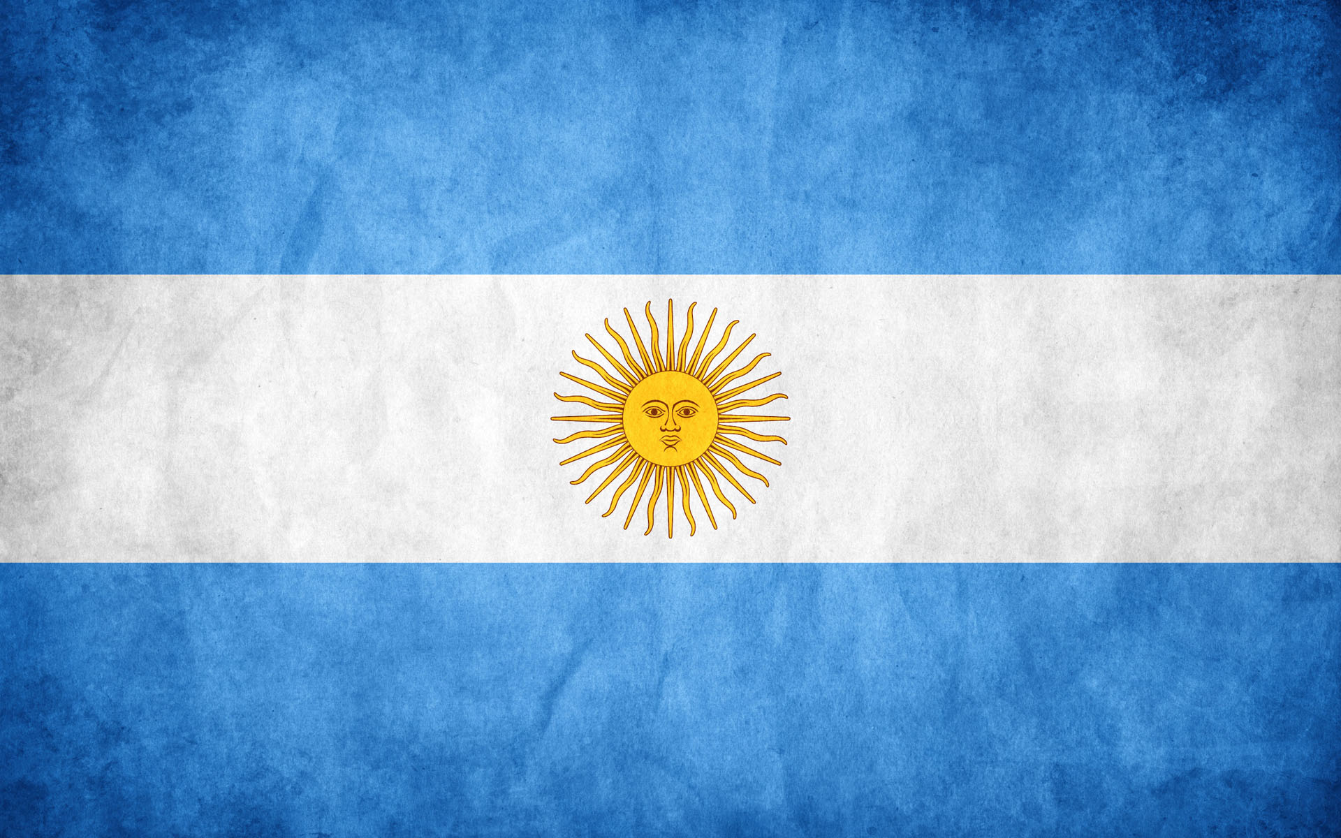 Argentinan Flag, Mary's Land