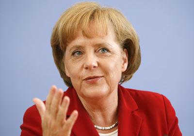 Angela Merkel, 2017